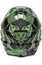 ONeal Backflip Fidlock Downhill helm RL2 Venture groen/zwart
